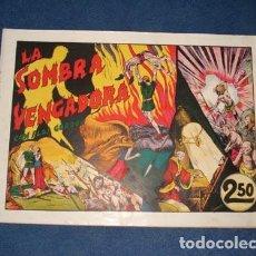Tebeos: FLAS GORDON 4: LA SOMBRA VENGADORA, 1942. Lote 78631393