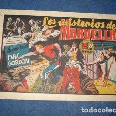 Tebeos: FLAS GORDON 14: LOS MISTERIOS DE MARVELLA, 1946, MUY BUEN ESTADO. Lote 78634369