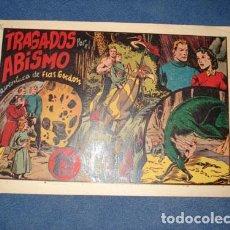 Tebeos: FLAS GORDON 7: TRAGADOS POR EL ABISMO, 1946, MUY BUEN ESTADO. Lote 78637561