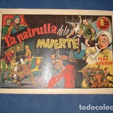 Tebeos: FLAS GORDON 4: LA PATRULLA DE LA MUERTE, 1946, MUY BUEN ESTADO. Lote 78639953