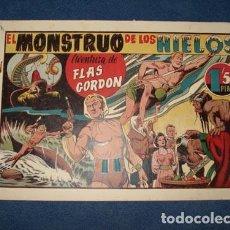 Tebeos: FLAS GORDON 1: EL MONSTRUO DE LOS HIELOS, 1946, MUY BUEN ESTADO. Lote 78641125