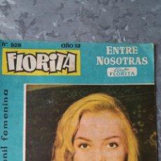 Tebeos: FLORITA NÚMERO 528. HISPANO AMERICANA DE EDICIONES.. Lote 79603835