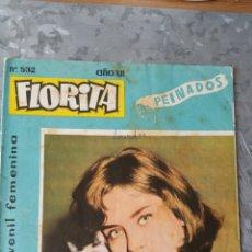 Tebeos: FLORITA NÚMERO 532. HISPANO AMERICANA DE EDICIONES.. Lote 79604619