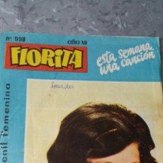 Tebeos: FLORITA NÚMERO 538. HISPANO AMERICANA DE EDICIONES.. Lote 79605071