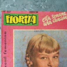 Tebeos: FLORITA NÚMERO 527. HISPANO AMERICANA DE EDICIONES.. Lote 79605705