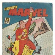 Tebeos: EL CAPITÁN MARVEL 20, 1961, BUEN ESTADO.. Lote 80805767