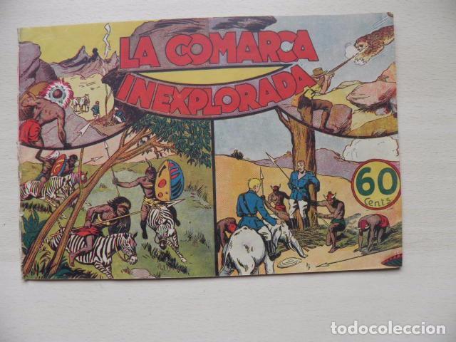 TEBEO DE JORGE Y FERNANDO. (Tebeos y Comics - Hispano Americana - Jorge y Fernando)