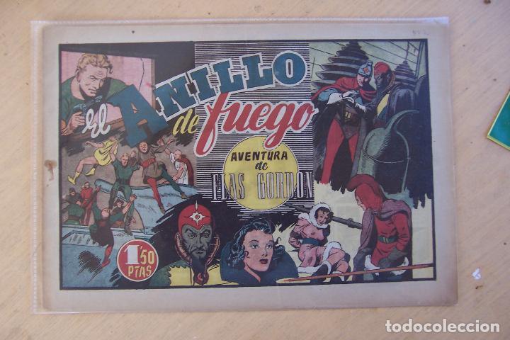 Tebeos: hispano americana, lote de flas gordon nº 1-2-3-4-5-6-7-11-12-14-16-17 y 18 ultimo - Foto 3 - 81666996