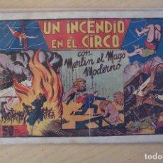 Tebeos: HISPANO AMERICANA, LOTE DE MERLÍN EL MAGO, VER. Lote 81703172