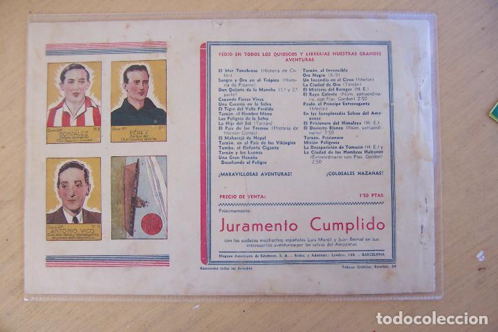 Tebeos: hispano americana, lote de merlín el mago, ver - Foto 4 - 81703172