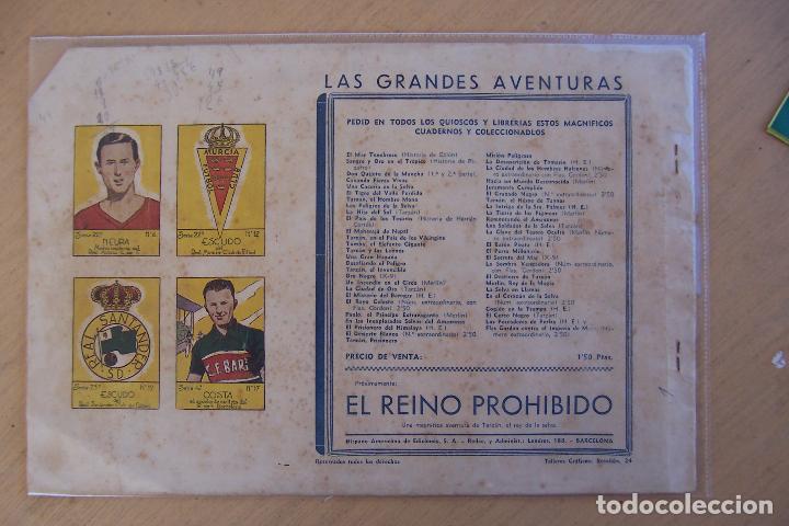 Tebeos: hispano americana, lote de merlín el mago, ver - Foto 6 - 81703172