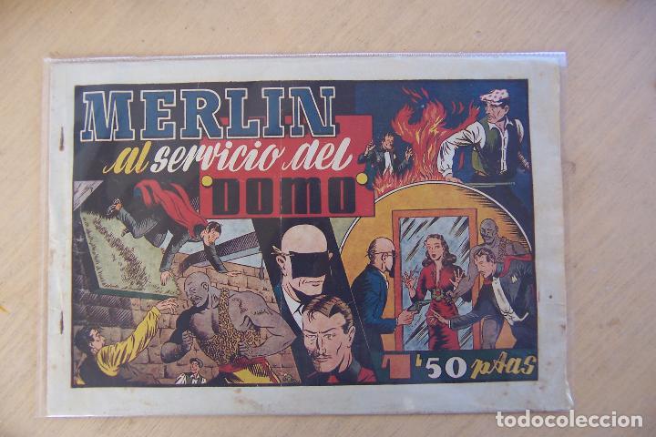 Tebeos: hispano americana, lote de merlín el mago, ver - Foto 9 - 81703172