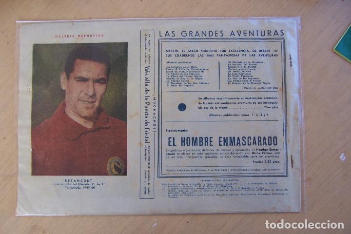 Tebeos: hispano americana, lote de merlín el mago, ver - Foto 10 - 81703172