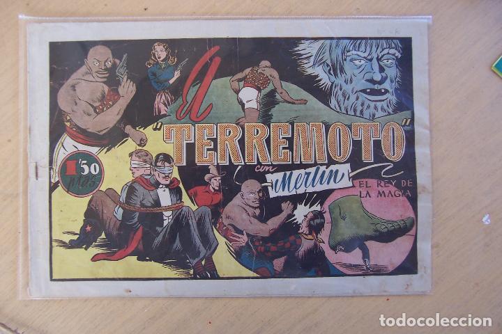 Tebeos: hispano americana, lote de merlín el mago, ver - Foto 13 - 81703172