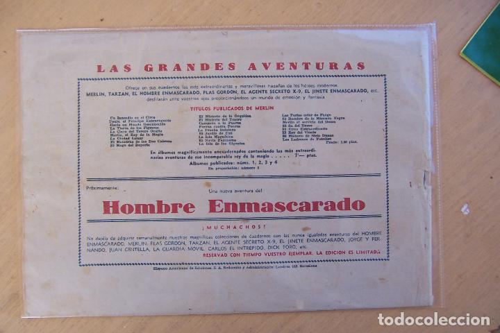 Tebeos: hispano americana, lote de merlín el mago, ver - Foto 14 - 81703172