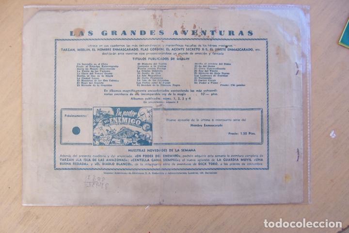 Tebeos: hispano americana, lote de merlín el mago, ver - Foto 18 - 81703172