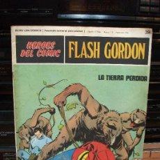 Tebeos: HEROES DEL COMIC - FLASH GORDON Nº 39 - LA TIERRA PERDIDA - BURU LAN COMICS 1972. Lote 83170236