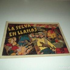 Tebeos: JUAN Y LUIS, AÑO 1.942. Nº 5. ORIGINAL EDITORIAL HISPANO AMERICANA.. Lote 83777788