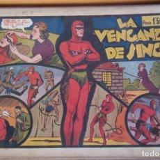 Tebeos: HISPANO AMERICANA, NUEVO LOTE EL HOMBRE ENMASCARADO VER FOTOS DE TODO LOS NÚMEROS.. Lote 83898976