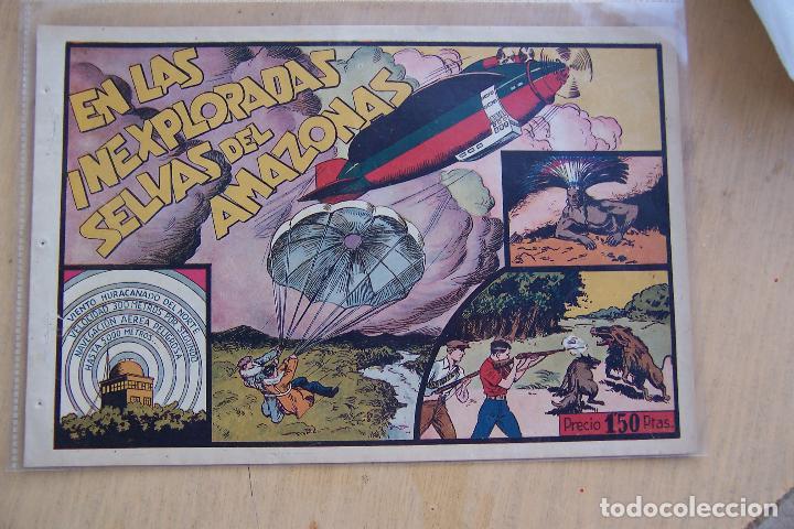 HISPANO AMERICANA, JUAN Y LUIS Nº 1 Y 2 Nº MAS (Tebeos y Comics - Hispano Americana - Otros)