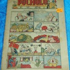 Tebeos: POCHOLO AÑO IV Nº 163 - H.AMERICANA 1935 - ORIGINAL EN BUEN ESTADO- LEER TODO. Lote 84392540