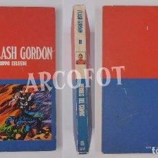 Tebeos: FLASH GORDON - TOMO 01 - EL RAYO CELESTE - 1972 - HEROES DEL COMIC - BURU LAN. Lote 84646908
