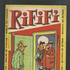 Tebeos - RIFIFI 3, 1961, Buen estado. - 86293332