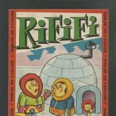 Tebeos - RIFIFI 7, 1961, buen estado. - 86293568