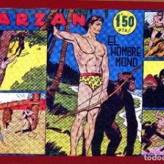 Tebeos: TARZAN HISPANO AMERICANA COMPLETA DE 64 NºS (- Nº 49) ARCON PASILLO. Lote 86428584