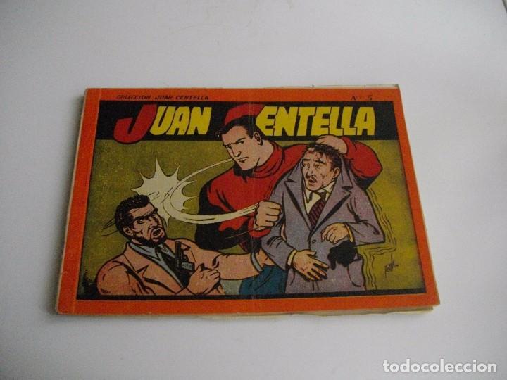 COLECCION JUAN CENTELLA ALBUN. Nº 3 : EL DE LAS FOTOS VER TODOS MIS LOTES DE COMICS (Tebeos y Comics - Hispano Americana - Juan Centella)