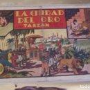 Tebeos: HISPANO AMERICANA,- TARZAN Nº 6 LA CIUDAD DE ORO. Lote 86918744
