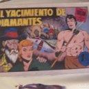 Tebeos: HISPANO AMERICANA, TARZÁN Nº 16 EL YACIMIENTO DE LOS DIAMANTES. Lote 86920140