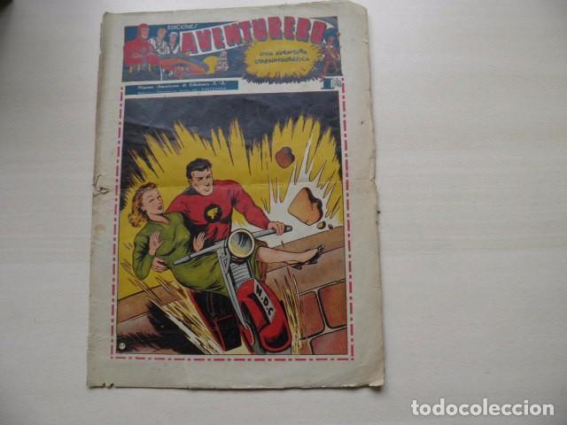 TEBEO DE EL AVENTURERO 2ª SERIE. (Tebeos y Comics - Hispano Americana - Aventurero)