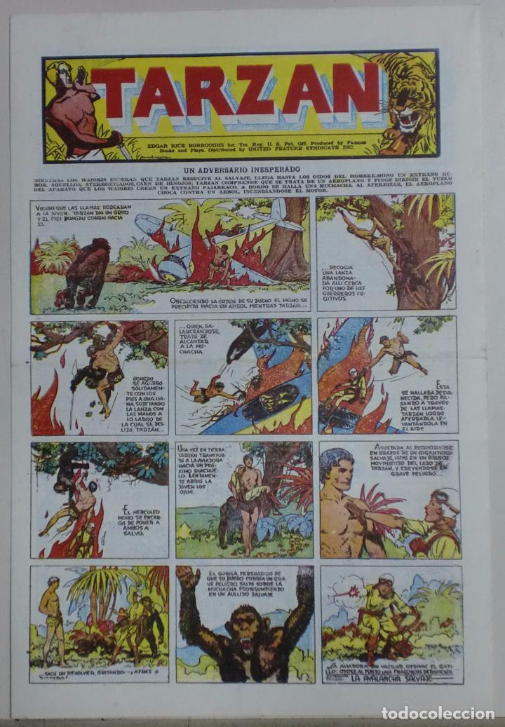 Tebeos: AVENTURERO - Nº25 - ¡¡LA DESTRUCCIÓN DEL MUNDO!! - Foto 2 - 88102820