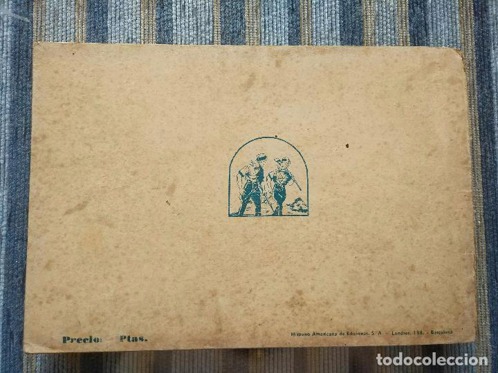 Tebeos: JORGE Y FERNANDO, ALBUM ROJO N° 3 (HISPANO AMERICANA 1944) - Foto 2 - 88896408