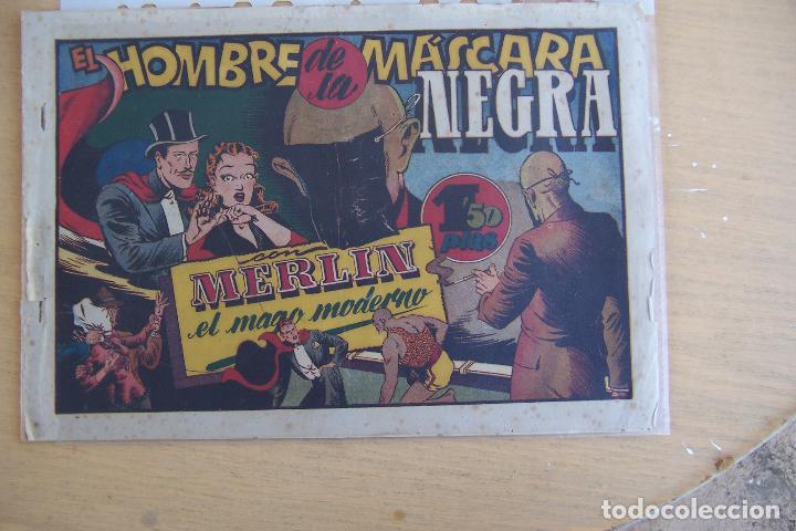 Tebeos: hispano americana, lote de merlín el mago, ver - Foto 23 - 81703172