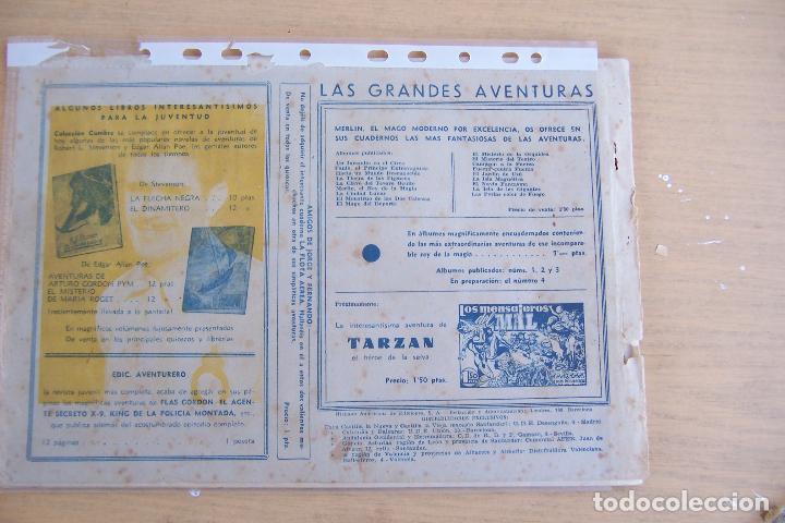 Tebeos: hispano americana, lote de merlín el mago, ver - Foto 24 - 81703172