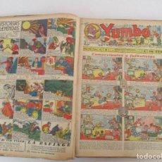 Tebeos: COLECCIÓN 100 COMICS - YUMBO - EL ELEFANTE SABIO - HISPANO AMERICANA - Nº 44 AL Nº 144 - AÑO 1944. Lote 90242088