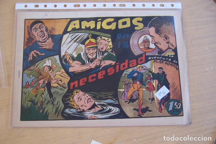 Tebeos: hispano americana, lote de flas gordon nº 1-2-3-4-5-6-7-11-12-14-16-17 y 18 ultimo - Foto 19 - 81666996