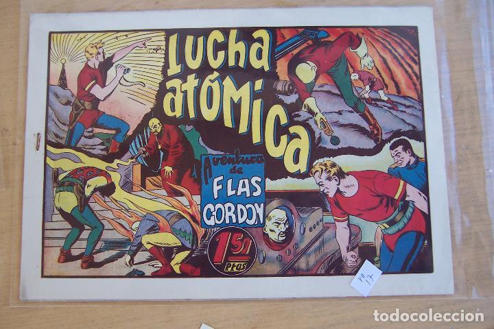 Tebeos: hispano americana, lote de flas gordon nº 1-2-3-4-5-6-7-11-12-14-16-17 y 18 ultimo - Foto 21 - 81666996