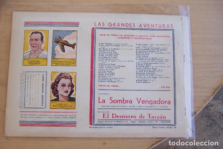 Tebeos: hispano americana. lote agente secreto x-9 formato grande los 14 que son - Foto 19 - 33145230
