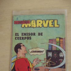 Tebeos: HISPANO AMERICANA,- EL CAPITÁN MARVEL Nº 18 EL EMISOR DE CUERPOS . Lote 90491164