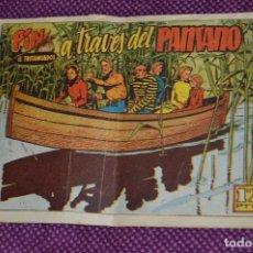 Tebeos: ANTIGUO TEBEO - Nº 23 - PIN EL TROTAMUNDOS - HISPANO AMERICANA - 1956 - VINTAGE - HAZME UNA OFERTA. Lote 90727750