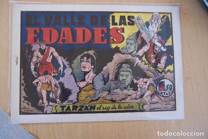 Tebeos: hispano americana - colección de tarzán, años 40, ver interior, - Foto 76 - 26004502
