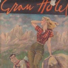 Giornalini: GRAN HOTEL Nº 10. HISPANO AMERICANA 1947.. Lote 91612265