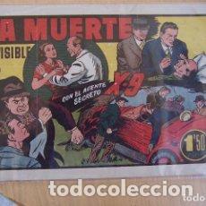 Tebeos: hispano americana. lote agente secreto x-9 formato grande los 14 que son - Foto 20 - 33145230