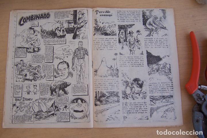 Tebeos: hispano americana, lote de 225 nº de suchai y almanaque 1955 y 1956 - Foto 18 - 84704212