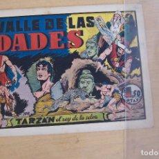 Tebeos: HISPANO AMERICANA,- TARZÁN Nº 43 EL VALLE DE LAS EDADES . Lote 91903580