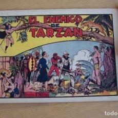 Tebeos: HISPANO AMERICANA,- TARZÁN Nº 14 EL ENEMIGO DE TARZÁN . Lote 91904620