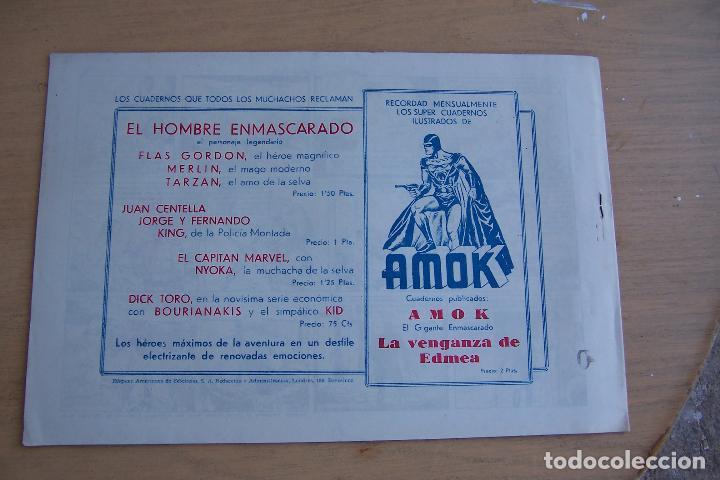 Tebeos: hispano americana - colección de tarzán, años 40, ver interior, - Foto 81 - 26004502